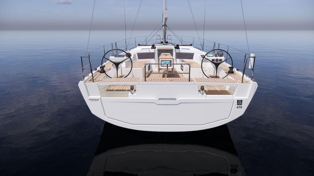 Dufour 470 Grand Large